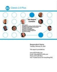 DiSC Classic 2 Plus (Electronic).