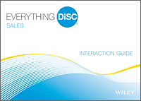 DiSC Sales Customer Service Interaction Guides