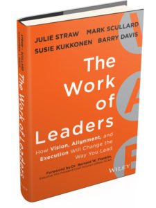 The Work of Leaders: How Vision, Alignment, and Execution Will Change the Way You Lead.