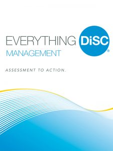 Everything DiSC Management is a classroom training that uses the DiSC Management Profile (sold separately) as online pre-work. The Everything DiSC Management Facilitators kit provides everything you need to deliver a memorable training experience with engaging experiential and processing activities.  The facilitation kit includes: Leader's Guide: Six one-hour modules, fully scripted with engaging experiential and processing activities; formatted in MS Word for easy customization Contemporary video with 30 segments featuring real-world, management-specific interactions. Use as standalone or integrate into a custom program using the library of individual segments. PowerPoint Presentation with embedded video clips; customizable Participant Handouts in MS Word; reproducible and customizable DiSC Management Interaction Guides (English only, set of 25)