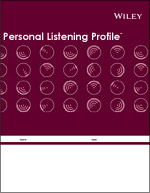 Personal Listening Profile (Paper)