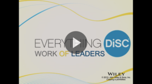 Everything DiSC® Work of Leaders: Introduction